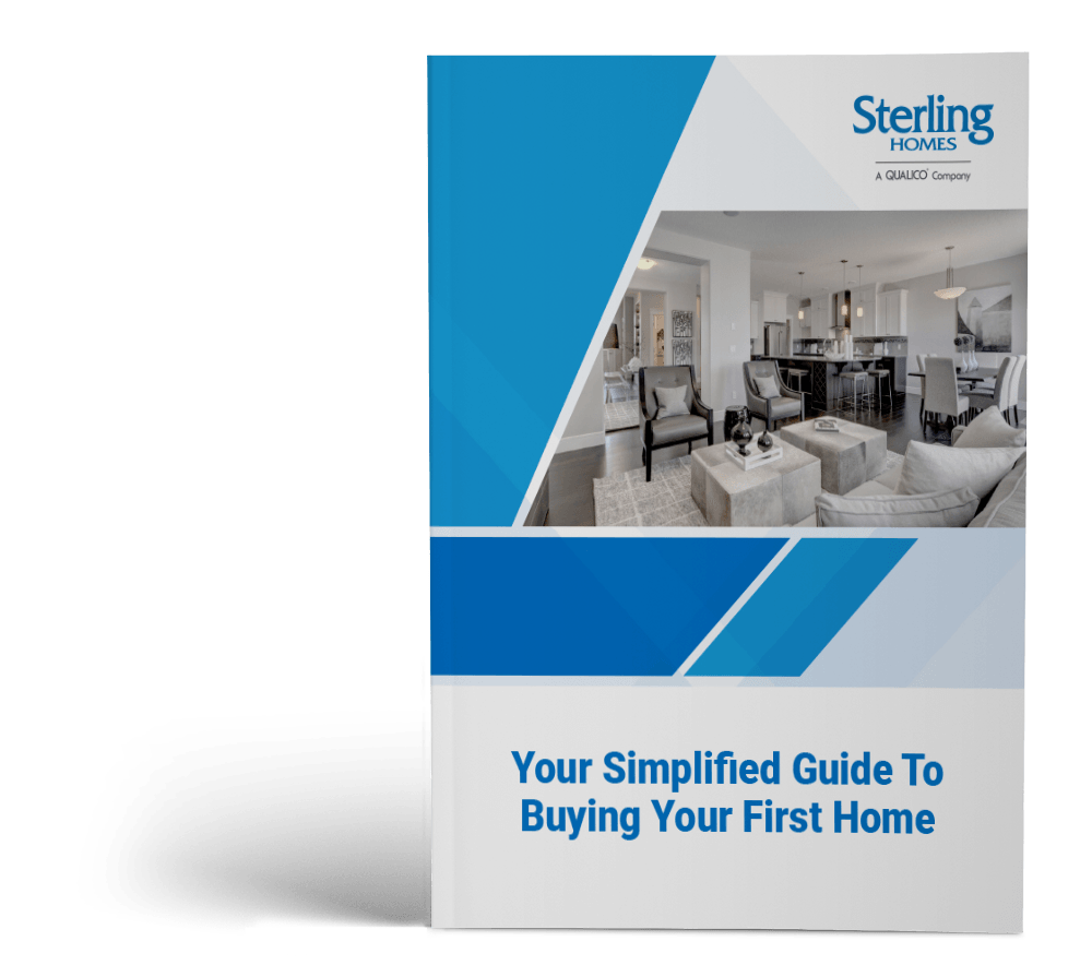 Your Simplified Guide to Buying Your First Home cover image