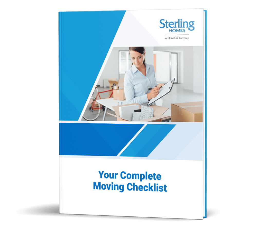 your complete moving checklist cover image