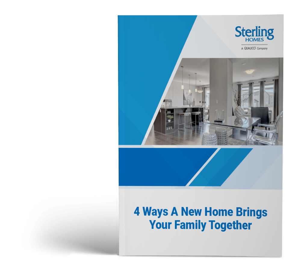 4 Ways A New Home Brings Your Family Together cover image