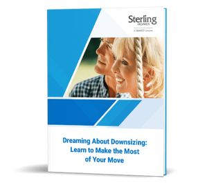 dreaming about downsizing guide front cover image