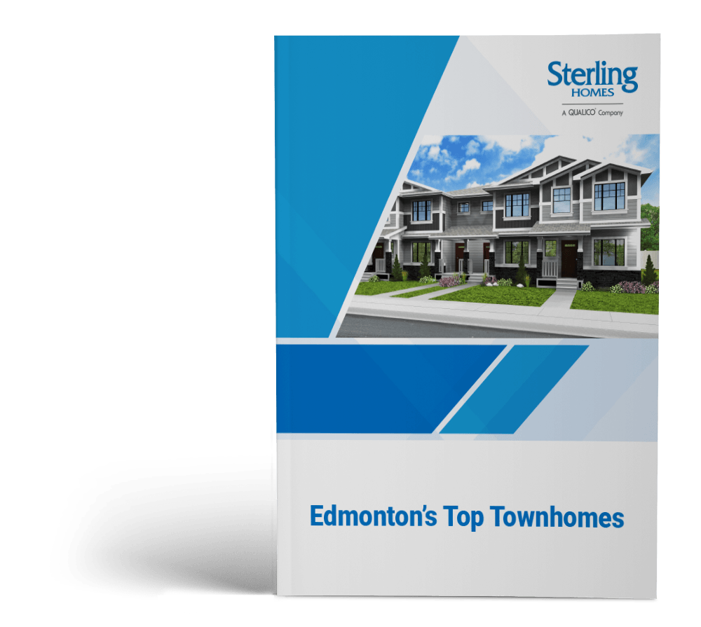 edmontons top townhomes cover image