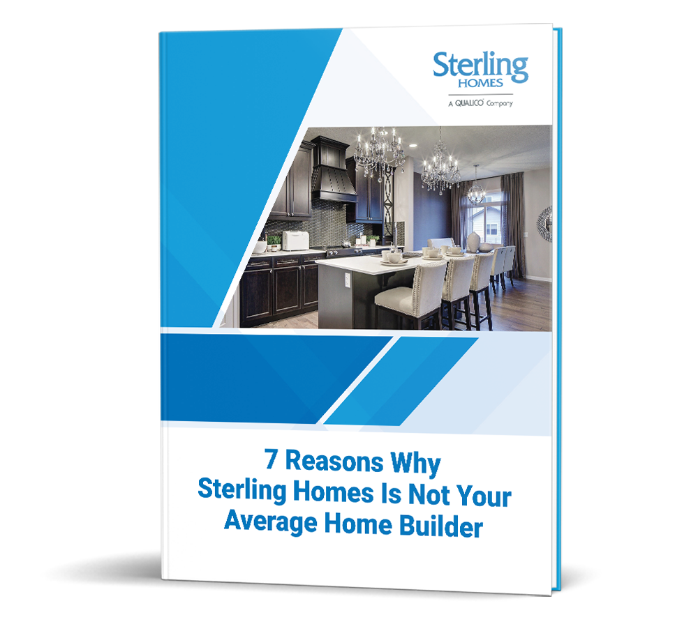 reasons why sterling homes not your average home builder cover image