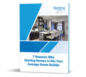 7 reasons why sterling homes not your average home builder cover image