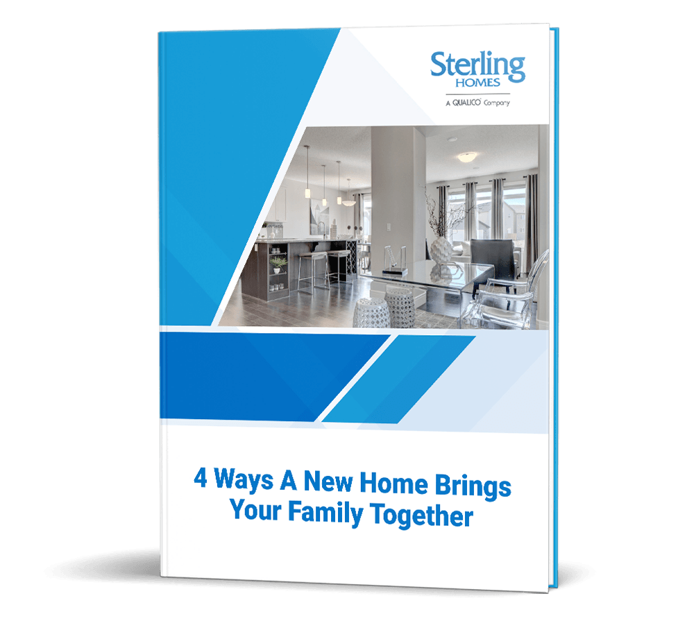 ways new home brings family together guide cover image