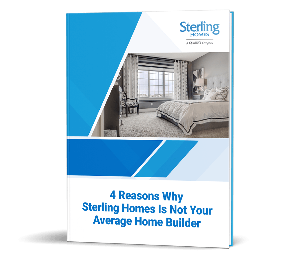 4 reasons why sterling homes not your average home builder cover image