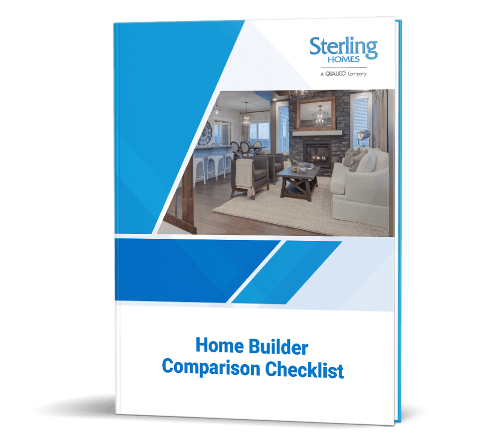 home builder comparison checklist cover image