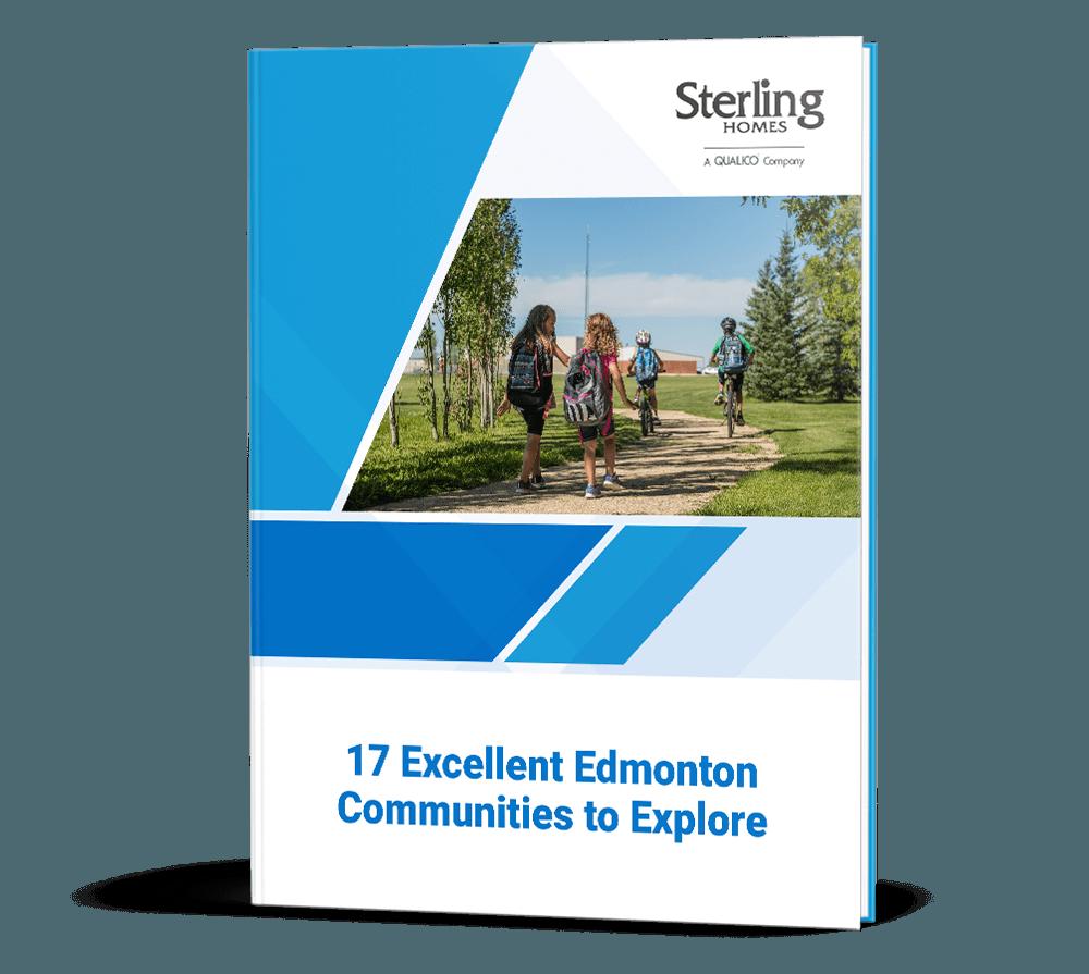17 excellent edmonton communities cover image