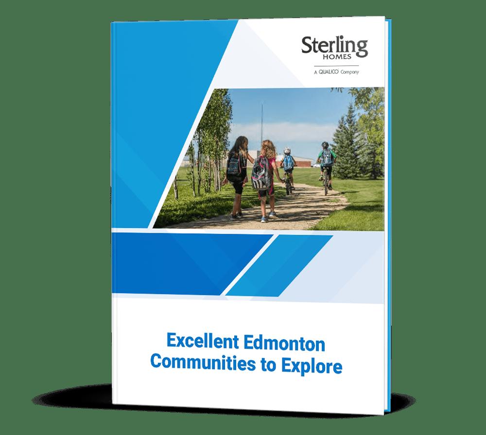 excellent edmonton communities explore cover image